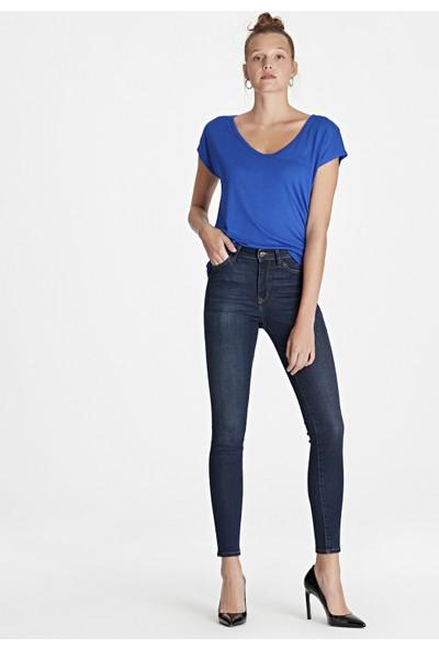 Alissa Super Gold Jean Pantolon 1067827260