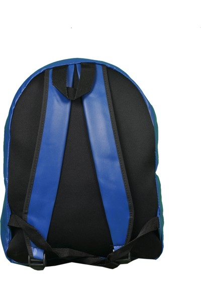 Zerin Mavi Günlük Kullanımda Ideal Sırt Çantası