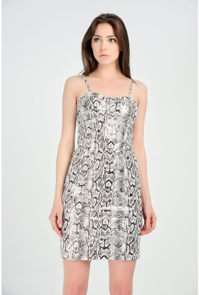 Sense Kadın Bakır Elbise Elb31941