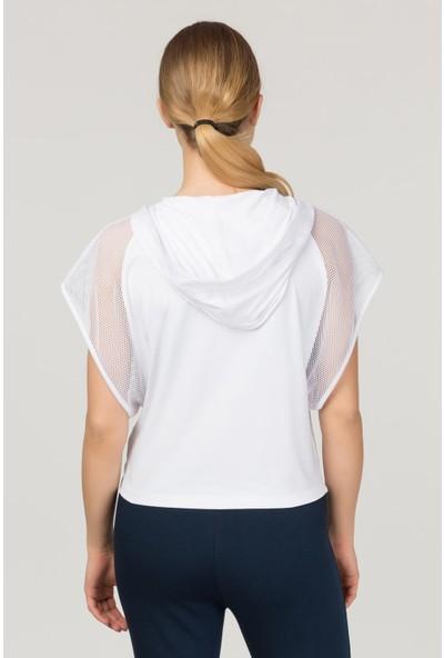 Bilcee Kadın Antrenman T-Shirt Fs-1121