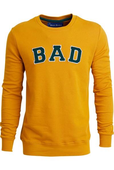 Bad Bear Hardal Erkek Sweatshirt
