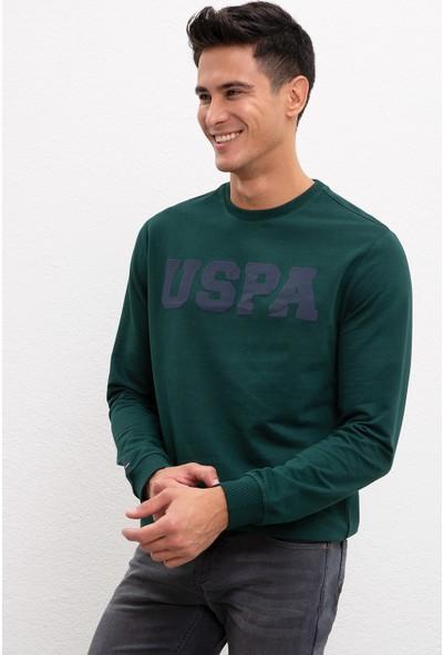 U.S. Polo Assn. Erkek Sweatshirt 50207332-Vr079
