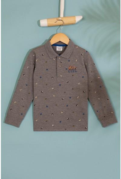 U.S. Polo Assn. Erkek Çocuk Sweatshirt 50207949-Vr086
