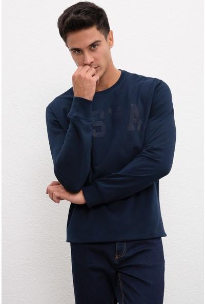 U.S. Polo Assn. Erkek Sweatshirt 50210716-Vr033