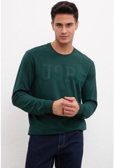 U.S. Polo Assn. Erkek Sweatshirt 50210716-Vr079