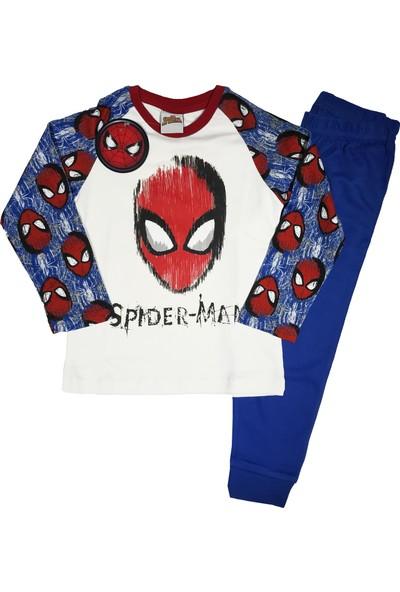 Marvel Spiderman Erkek Çocuk Eşofman Takım