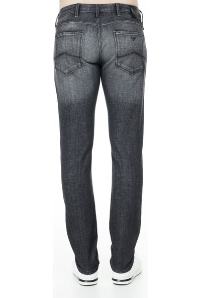 Emporio Armani J06 Jeans Erkek Kot Pantolon S 3G1J06 1D3Gz 0005