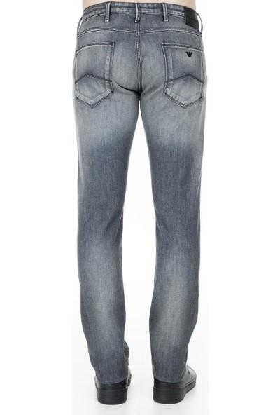 Emporio Armani J06 Jeans Erkek Kot Pantolon S 3G1J06 1D3Zz 0005