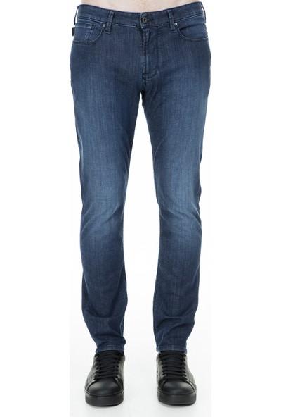 Emporio Armani J06 Jeans Erkek Kot Pantolon S 3G1J06 1D5Pz 942