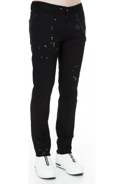 Emporio Armani J10 Jeans Erkek Kot Pantolon S 3G1J10 1D3Ez 0005