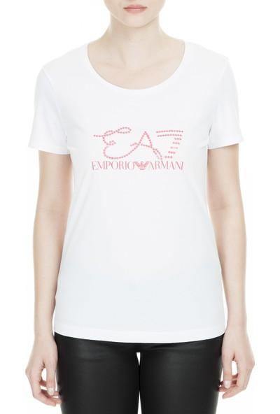 Ea7 Kadın T Shirt S 3Gtt06 Tj29Z 1100