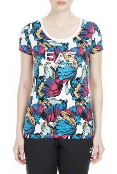 Ea7 Kadın T Shirt S 3Gtt24 Tj12Z 2540