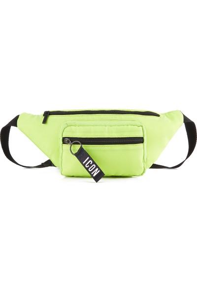 Neon Yeşil Bel Çantası 197095-30381
