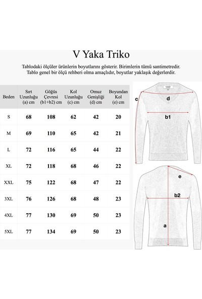 Hateko Koyu Yeşil Klasik Kesim Erkek V Yaka Kazak