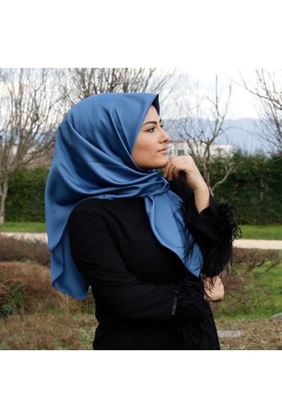 Renkli Butik Düz Rayon Kadın Eşarp