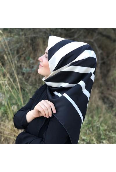 Renkli Butik Tivil Kadın Eşarp