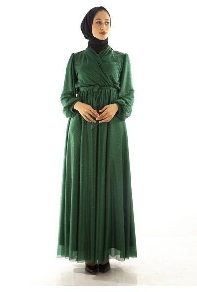 Arda New Line Kadın Zümrüt Abiye 1024212.123