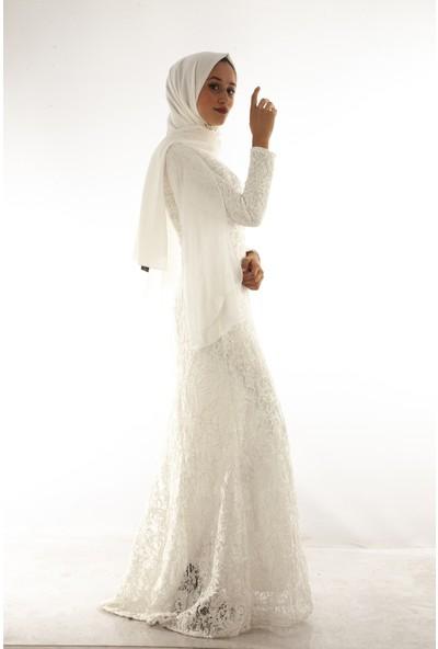 Arda New Line Kadın Ekru Abiye 1301446.147