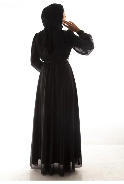 Arda New Line Kadın Siyah Abiye 1024212.01