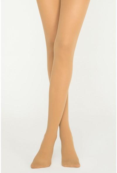 Penti Micro 40 Ten Rengi Orta Kalın Bayan Külotlu Mus Çorap
