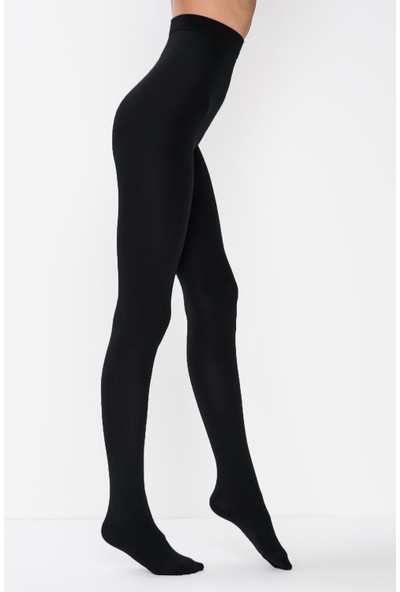 Penti Thermal Külotlu Çorap Bayan Polar Iç Yüzeyli
