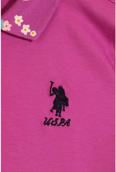 U.S. Polo Assn. Kız Çocuk Sweatshirt 50207732-Vr023
