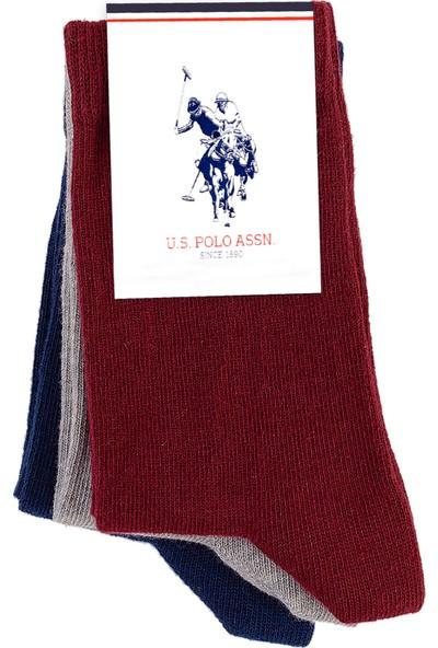 U.S. Polo Assn. Erkek Çocuk Çorap 50212303-Vr014