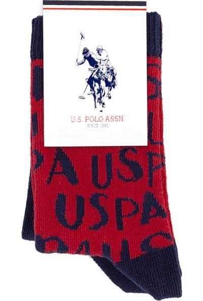 U.S. Polo Assn. Erkek Çocuk Çorap 50212304-Vr014