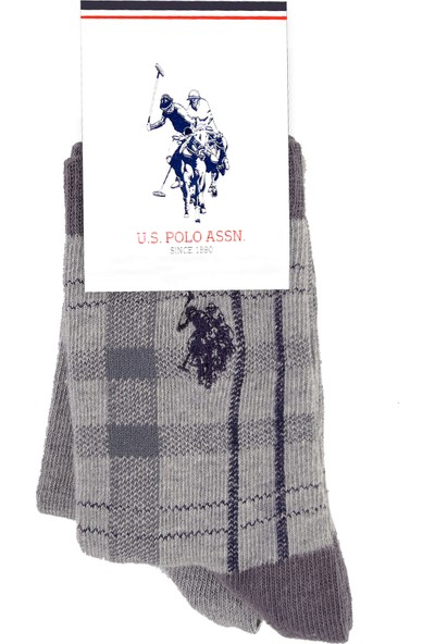 U.S. Polo Assn. Erkek Çocuk Çorap 50212306-Vr081