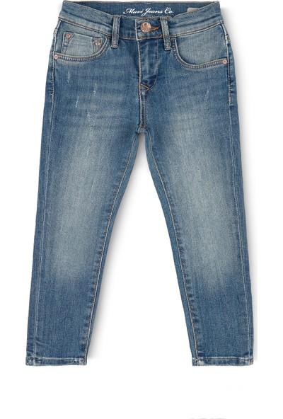 Mavi Çocuk Lara Vintage Jean Pantolon