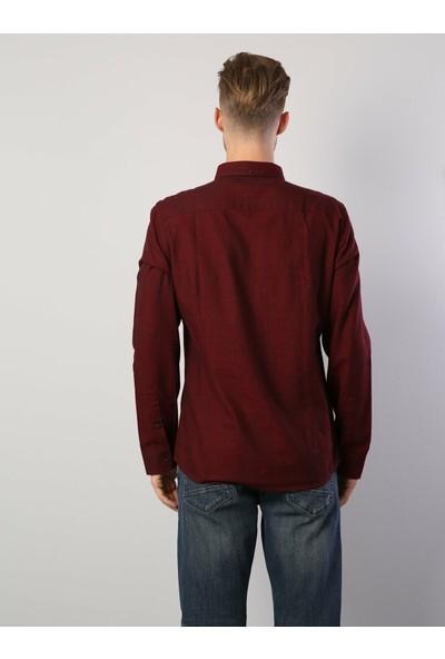 Colin's Kırmızı Erkek Gömlek