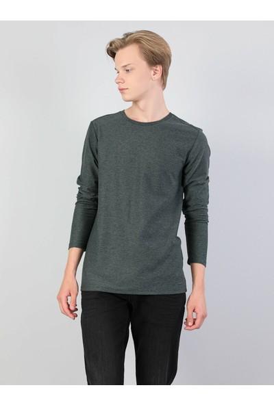 Colin's Erkek Uzun Kollu T-Shirt