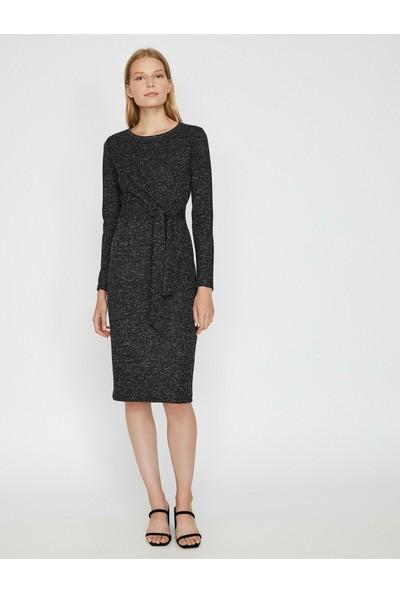 Koton Kadın Büzgülü Elbise