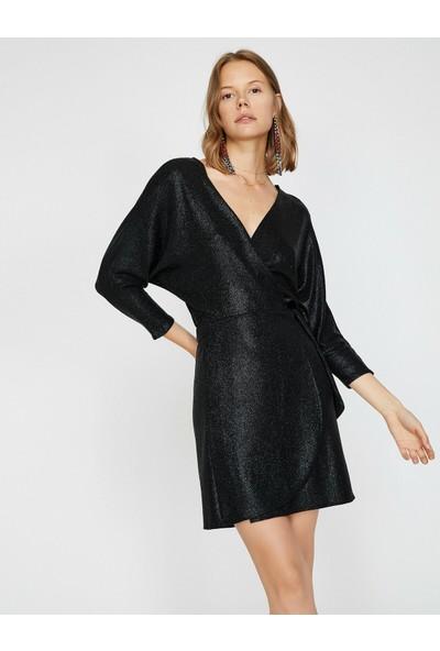 Koton Sim Detayli Elbise