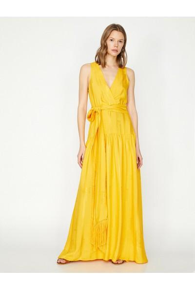Koton Kadın The Summer Bright Elbise