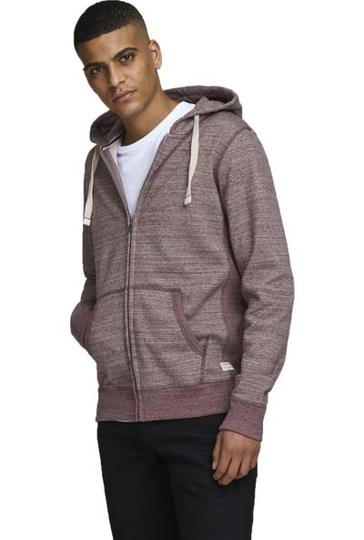 Jack & Jones Essentials Jjespace Melange Erkek Sweatshirt 12136769