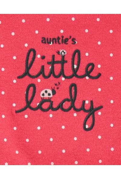 Carter's Layette Kız Bebek 3'lü Set - Tma 17646410