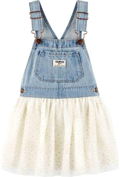 Oshkosh Küçük Kız Çocuk Bahçıvan Etek - Pw 24649210
