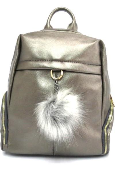Brs Bags Sırt Çantası Gümüş