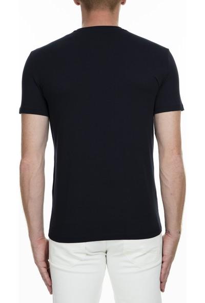 Armani Exchange Erkek T Shirt 6Gztds Zjh4Z 8506