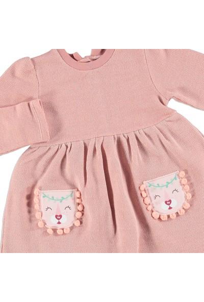 Fisher-Price Kız Bebek Sewimli Pompomlar Elbise
