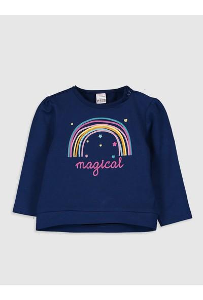 LC Waikiki Kız Bebek Sweatshirt 2'li