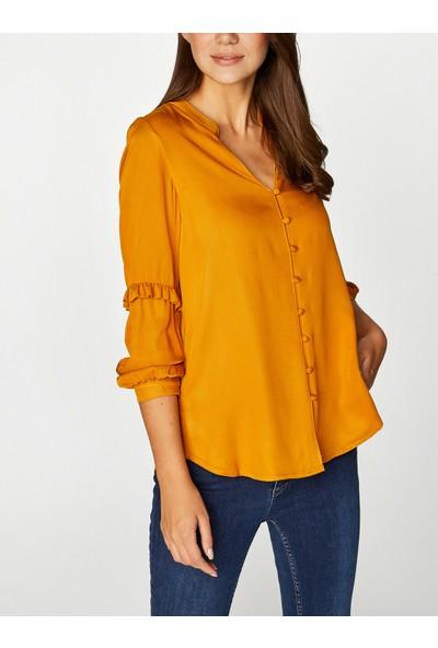 Faik Sönmez Kadın Gömlek 39333