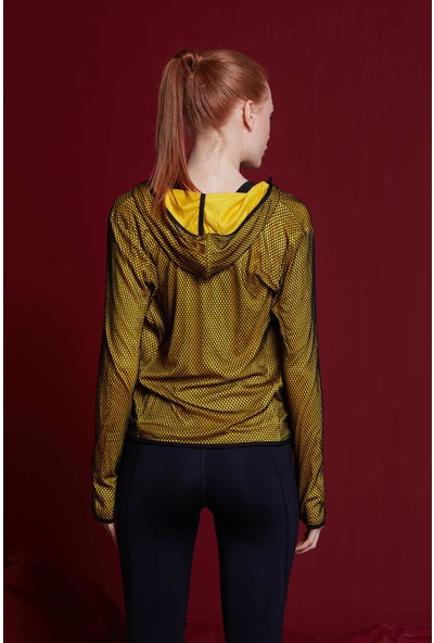 Bellis Activewear Bella Sweatshırt_(Yellow)