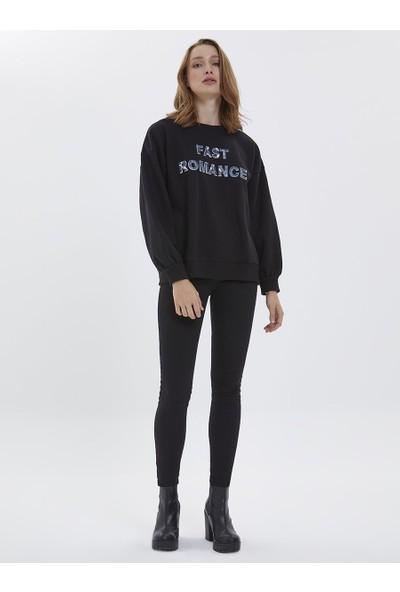 Loft 2021666 Kadın Sweatshirt