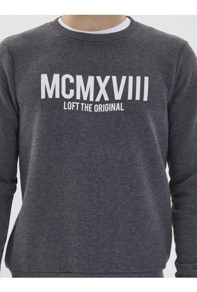 Loft 2022648 Erkek Sweatshirt