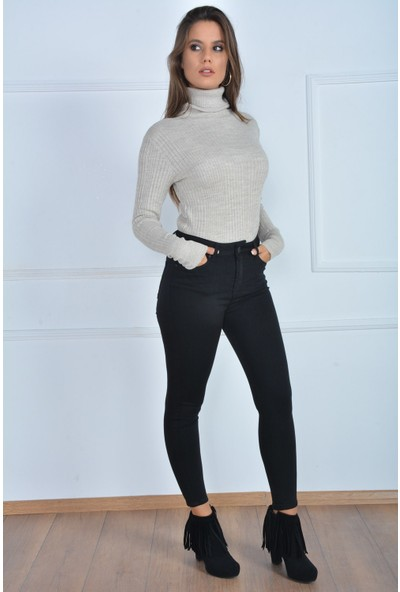 Rodin Hills Kadın Yüksek Bel Kot Pantolon 269