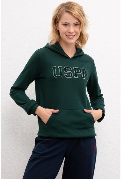 U.S. Polo Assn. Kadın Sweatshirt 50216083-Vr079