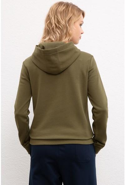 U.S. Polo Assn. Kadın Sweatshirt 50216077-Vr111