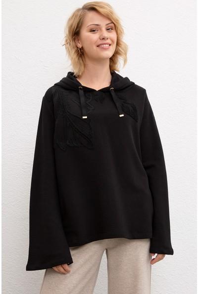 U.S. Polo Assn. Kadın Sweatshirt 50206524-Vr046